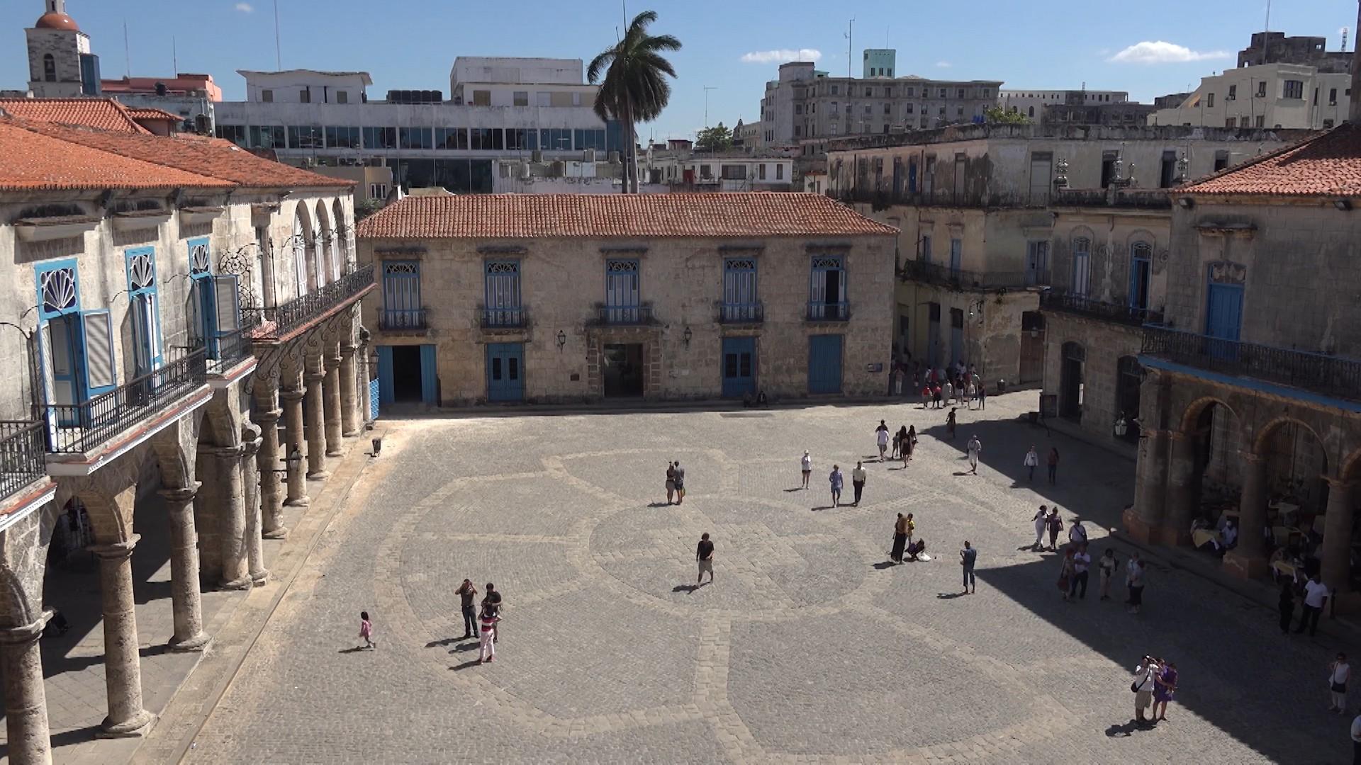 Centro histórico de Havana, Cuba (Foto: Divulgação)
