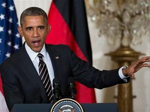Shaun Watson agrediu a mãe porque ela riu quando ele disse que Obama era alienígena (Foto: Evan Vucci/AP)