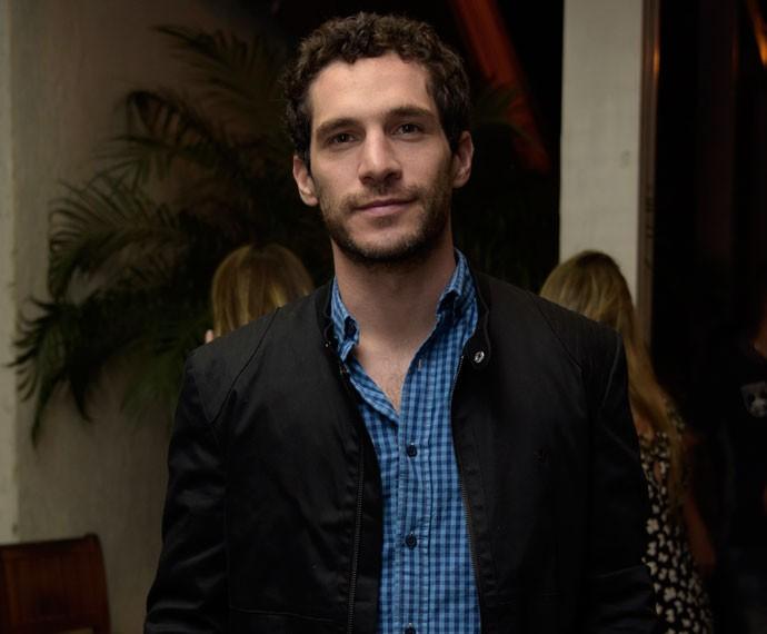 O galã Michel Noher interpretou Felipe em Sete Vidas (Foto: Raphael Dias/ Gshow)
