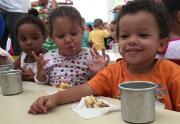 Mapa do Bem! Jovens arrecadam leite para creche de Londrina (Foto: reprodução)
