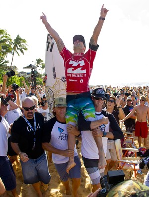 Joel Parkinson Pipe Masters 2012 (Foto: ASP/ Kirstin)