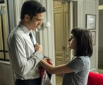 Mateus Solano e Valentina Herszage em cena de 'Pega pega' | Reprodução