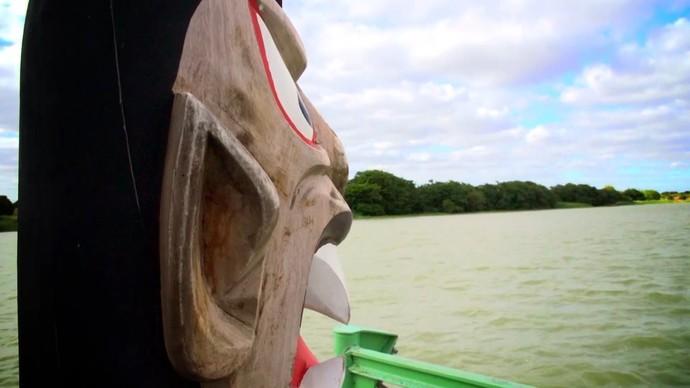 A tradição das carrancas (Foto: Divulgação)
