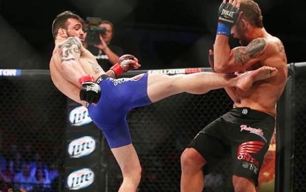 Ricardo Tirloni Team Tavares MMA Bellator 101 (Foto: Dave Mandel/Sherdog.com)