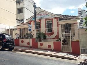 Casa Bethânia Juiz de Fora (Foto: Nathalie Guimarães/G1)