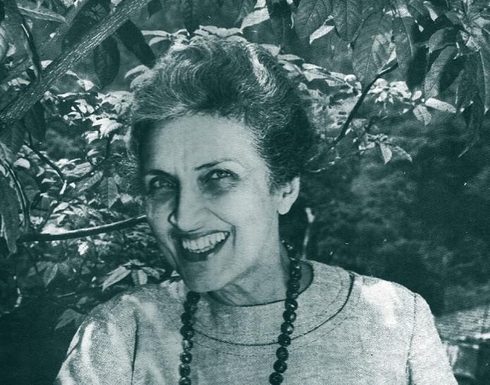 Cecília é uma das maiores poetisas da história do Brasil (Foto: Reprodução/Ibamendes)