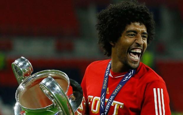 Dante Bayern de Munique Campeão (Foto: AP)