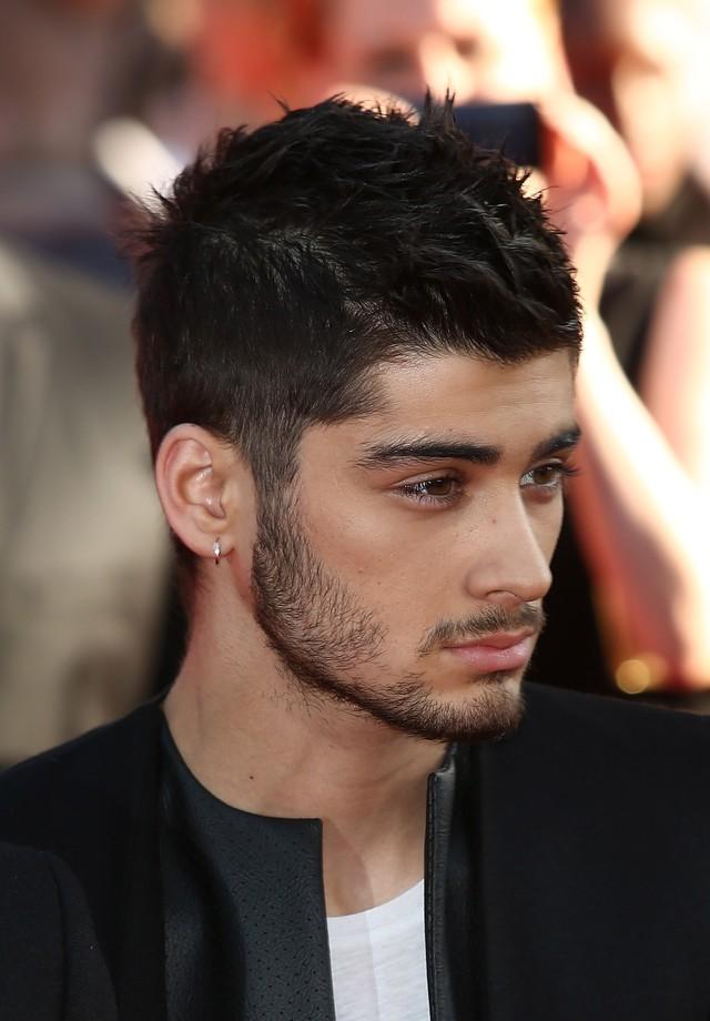 Zayn Malik em 2013 (Foto: Getty Images)