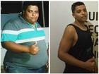 Acreano bate meta e perde 100 kg em um ano com exercícios e dieta
