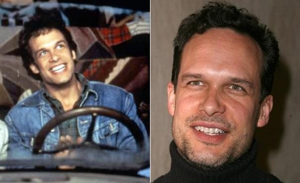 Antes e Depois: veja a evolução do ator Diedrich Bader (Foto: Divulgação / Reprodução)