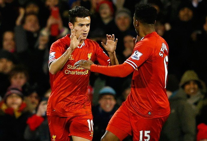 Philippe Coutinho Liverpool (Foto: Reuters)