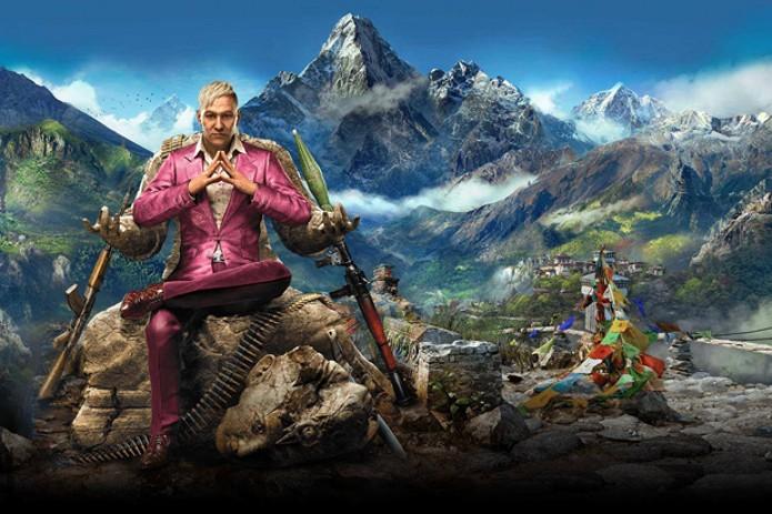 Far Cry 4 estará na E3 2014. (Foto: Divulgação)