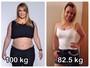 Ana Paula Almeida emagrece quase 20 quilos: 'Quero ser paquita fitness'