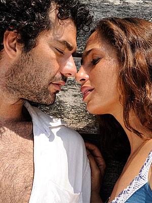 Gustavo Machado e Camila Pitang (Foto: Divulgação)