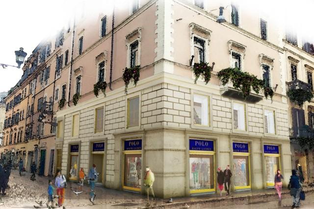 3c02631e001c0 Polo Ralph Lauren ganha sua primeira loja em Roma