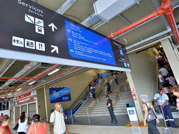 Terminal passou por obras de revitalização durante 14 meses (Foto: Max Haack/ Agecom)