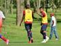 Atlético-PR vence o Marcílio Dias por 7 a 0 no seu primeiro jogo-treino no ano