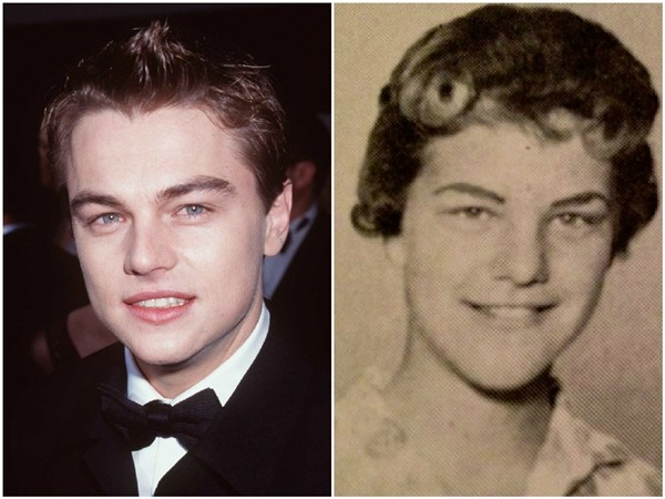 Leonardo DiCaprio e Judy Zipper  (Foto: Getty Images/Divulgação)