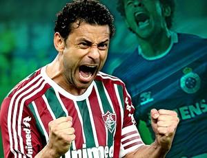 Carrossel Fred, Fluminense - Cruzeiro