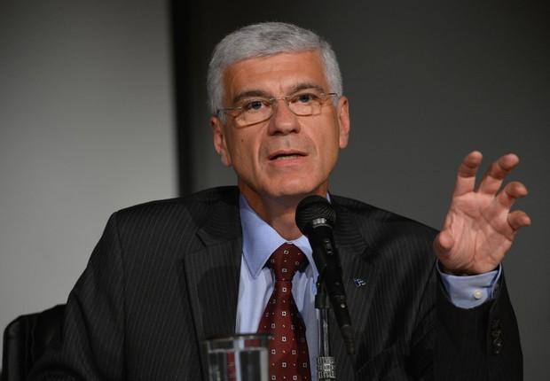 Entrevista do Secretário da Receita Federal do Brasil Jorge Rachid  (Foto: Wilson Dias/Agência Brasil)