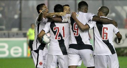 que chegada (Paulo Fernandes/Vasco.com.br)