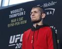 Khabib perde bolsa de R$ 1,6 milhão após ficar fora de luta no UFC 209