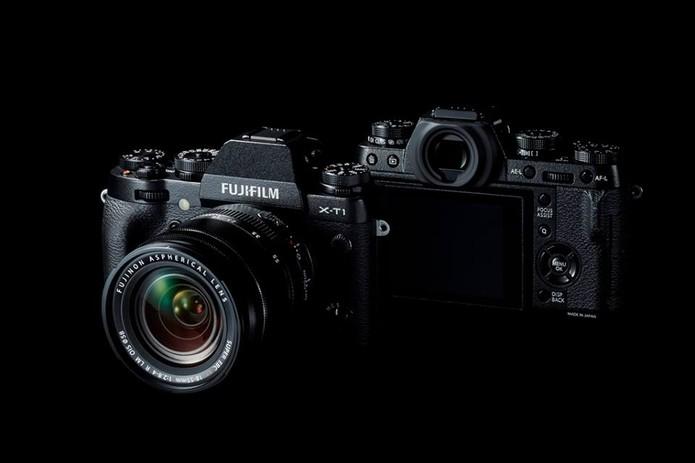Nova câmera da Fujifilm; X-T1 (Foto: Divulgação/Fujifilm)