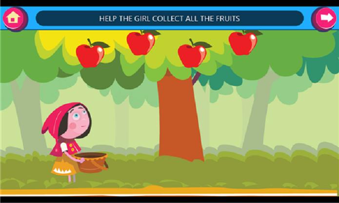 GS Crianças! Toddler Jogos é um adorável hub com diferentes games para Windows Phone (Foto: Divulgação/Windows Phone Store)