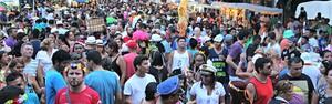 '5 Estrelas' anima a terça de carnaval (Jamile Alves/G1 AM)