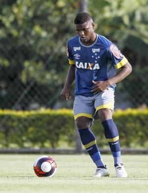 Lucas Ventura; Cruzeiro (Foto: Divulgação/CEC)