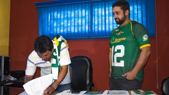 Cuiabá Arsenal, Acorizal (Foto: Junior Martins/Cuiabá Arsenal)