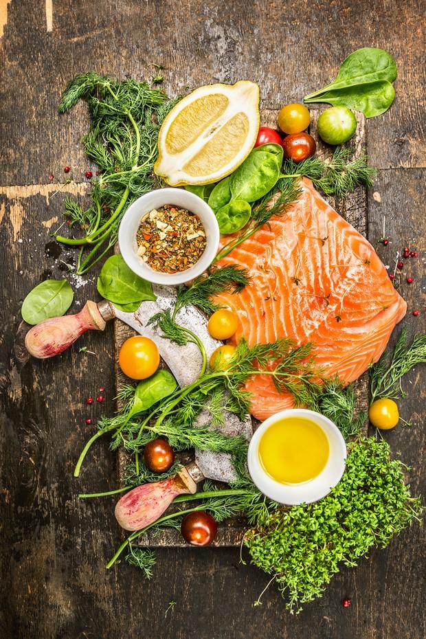 Alimentação saudável: iodo e selênio (Foto: Thinkstock)