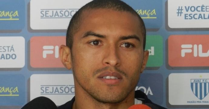 Nino Paraíba Avaí (Foto: André Palma Ribeiro/Avaí F. C.)