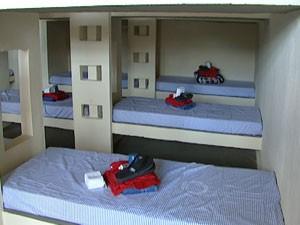 Oliveira tem 137 detentos, sendo 125 homens e 12 mulheres (Foto: Reprodução/TV Integração)