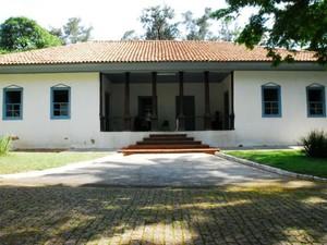 Museu Histórico Sorocabano em Sorocaba (Foto: Zaqueu Proença/ Secom Sorocaba)