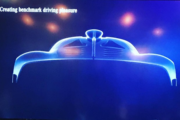 Supercarro de 3 milhões de euros será lançado em Frankfurt (Foto: Reprodução)