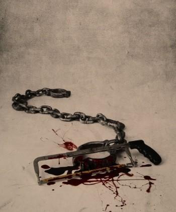 Cartaz de 'Jogos Mortais'