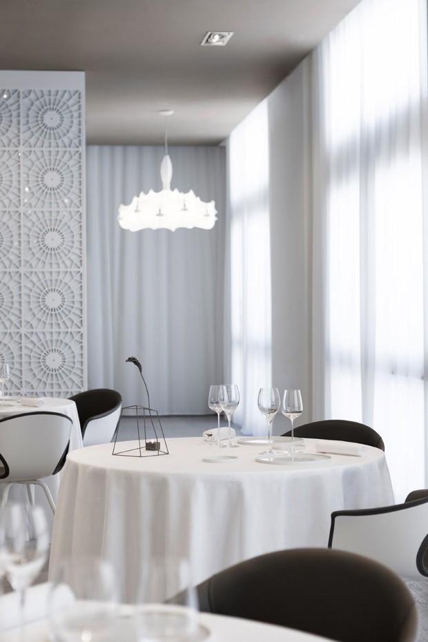 Restaurante em Milão une arte e gastronomia como nenhum outro (Foto: Divulgação)