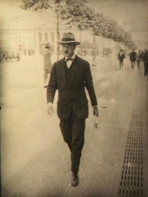 Fernando Pessoa (Foto: Reprodução)