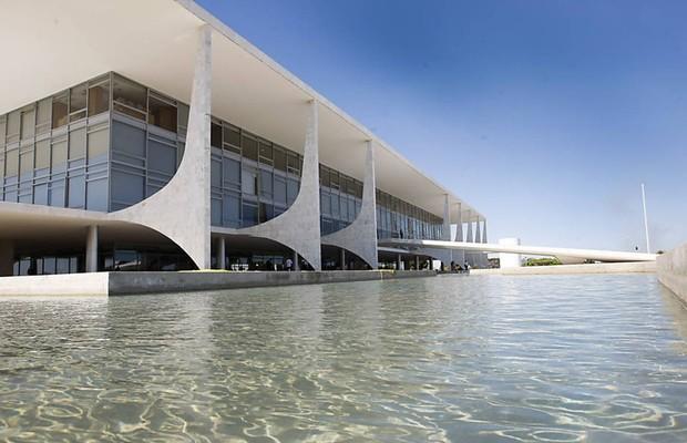 Palácio do Planalto em Brasília, sede da Presidência da República (Foto: Monique Renne/CB/DA Press)