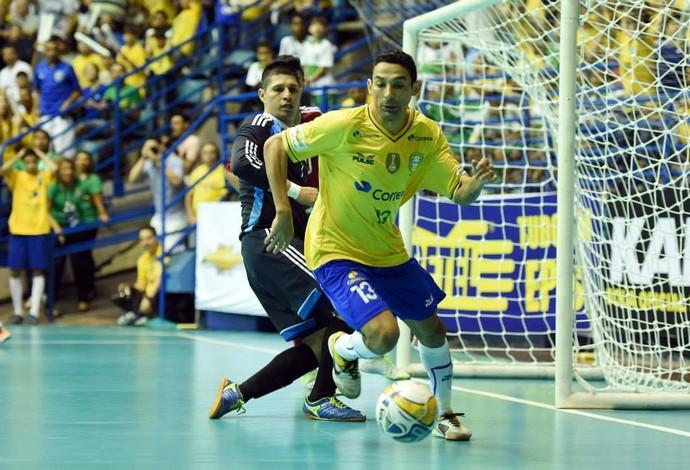 Valdin Grand Prix Futsal (Foto: Gaspar Nóbrega/Divulgação)