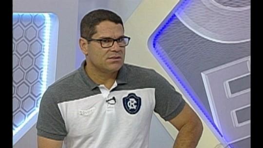 Léo Goiano fala sobre carências do elenco e de relacionamento com lideranças do time