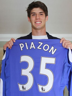 Piazon, Chelsea (Foto: Fellipe Arnold)