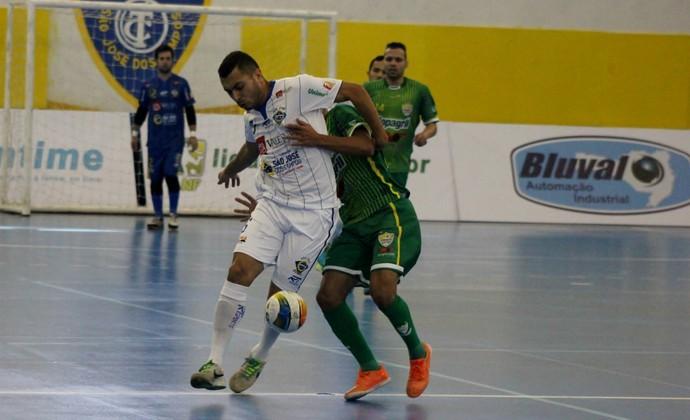 São José e Marechal Rondon Futsal (Foto: Quarttus Marketing/ Divulgação)