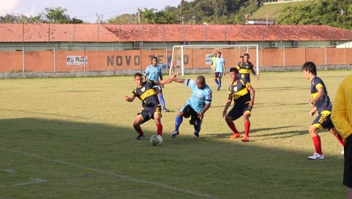 Grêmio Coariense e CDC Manicoré (Foto: Divulgação)