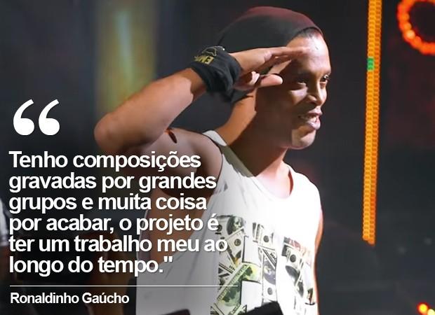 Ronaldinho (Foto: Divulgação)