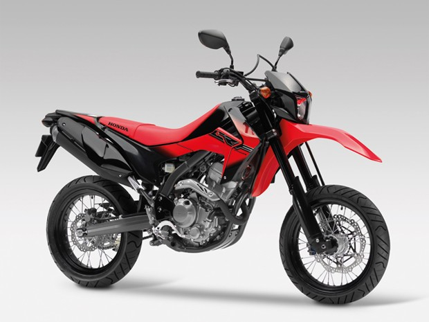 Hondacrf M on Custom Honda Xr 125