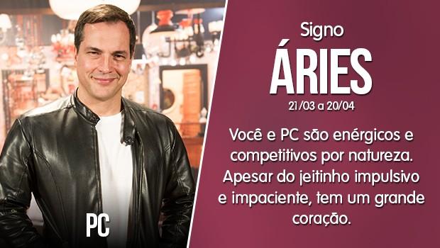 Áries - PC (Foto: Gshow)