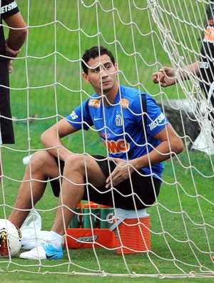 santos ganso (Foto: Marcos Ribolli/GLOBOESPORTE.COM)