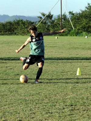 Jean, meia-atacante do Comercial (Foto: Gabriel Lopes / Comercial FC)